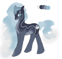 MLP adopt Waterfall by adoptableluvr