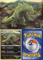 Riley's Tyranitar