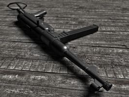 MP-40 by DuffMan45