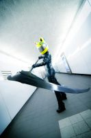Durarara - Celty's Rage by zeediot