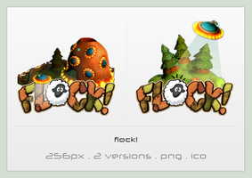 Flock icon by Shimmi1