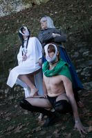 Shimoneta cosplay. by Giuzzys