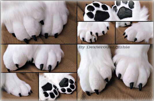 Snow White Sockpaws - CMSH by DexterousZombie