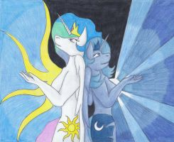 From Chaos came Harmony by Lunarlight-Prism