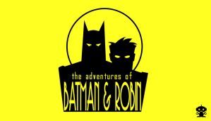 1994 The New Adventures of Batman and Robin Logo by HappyBirthdayRoboto
