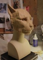 10/7/12 More Khajiit Progress by FeralWorks