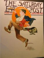 Art Class Project :: Norman Rockwell by Perocore