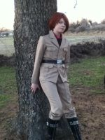 Hetalia cosplay South Itally 2 by RomaVargas