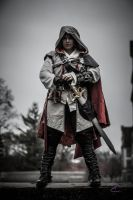 Ezio Auditore da Firenze by BellaHime