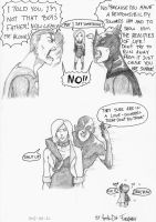 Argument about Superboy by muffan9191