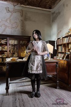 Alice London Dress Cosplay Alice Madness Returns by LiryoVioleta