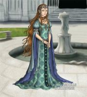The Elfen Queen by LadyIlona1984