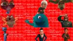 Monsters vs. Aliens Valentines by TheDocRoach