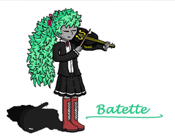 Batette - (V3) Finished Picture (?) by xDancexWaterxDancex