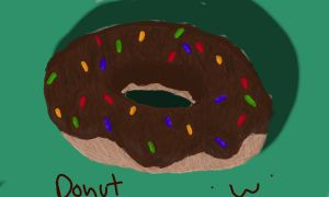 Donut by englandfangirl11