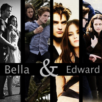 Bella and Edward by Delicieux-fraise
