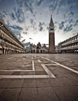 Piazza San Marco by themobius