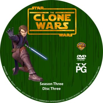Star Wars The Clone Wars S3 D3 by Mastrada101