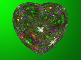 St. Patricks heart by Theophobus