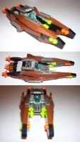 Patrol Ship by ShawnSPeters