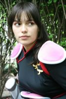 Sango close-up by TheMightyPegasus