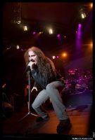 James Labrie of DREAM THEATER by tomcouture