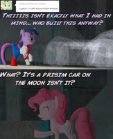 AskSailorPonies Guest Post - Moon Prisim Mobile by mattwo
