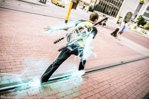 Electric Grinding by Idontevencosplay