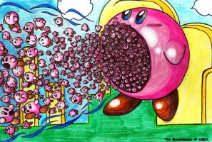 How many Kirbys... by LuBobIII