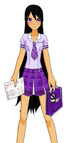 My Dream Uniform... by Alenyx662