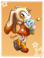 [STH] Cream The Rabbit by CyborgVirus