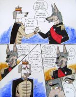 Comic- Warning by Huskypawz