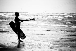 Kite Surf by GioGrana