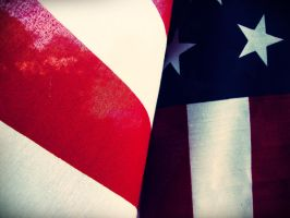 Star Spangled Banner II by evelynrosalia