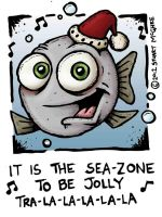 The Sea Zone to be Jolly by stuartmcghee