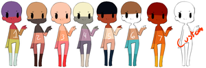Color Pallete Aderpts2 [CLOSED] by Tomboy-Kei