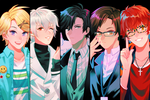 Mystic Messenger: the RFA by kyaptain