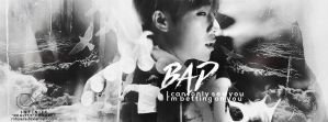 [ 13072015 ]SungGyu(Infinite)_ BAD_Facebook cover by mhSasa