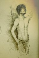 Alec Lightwood by jheans
