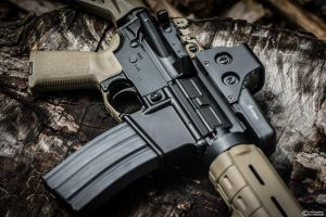 The Colt M4 *Detail* by spaxspore