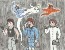 Hetalia Adventures by CaliforniaHunt24