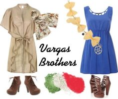 Vargas Brothers by Milk2Sugars