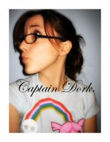 Captain Dork. by bubblegumcandy16