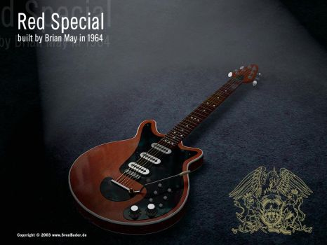 Red Special by Fox82