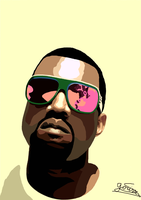 Kanye West by KanyeWestLover