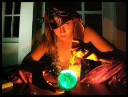 Fortune Teller Costume by Mink-the-Satyr