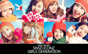 snow time with snsd by miss-shrshr