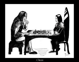 Chess by The-Black-Panther