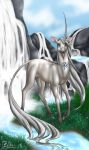 Tarot Unicornis - The King of Cups by The13thBlackCat