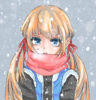 winter by Ichigo-Kagamine